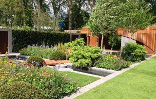 Chelsea show garden Adam Frost David Hurrion