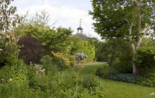 Garden Stockton Bury plants visit